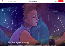 The Atlantic – The New Age of Astrology by Julie Beck (01/16/18)