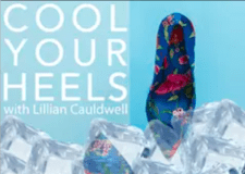 Interview – Cool Your Heels with Lillian Cauldwell on Passionate World Talk Radio (12/03/19)