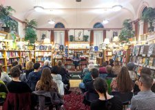 Author Event at Boulder Book Store (03/03/20)